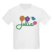 Julia Flowers T-Shirt