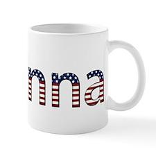 Arianna Stars and Stripes Mug