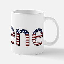 Arlene Stars and Stripes Mug