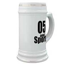 Basketball Mom Thermos® Can Cooler