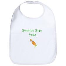 Bouncing Baby Vegan Bib