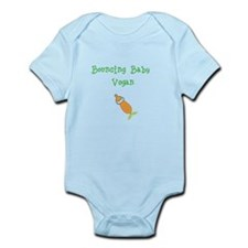 Bouncing Baby Vegan Infant Bodysuit