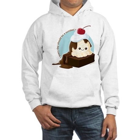 Brownie Sundae Hooded Sweatshirt