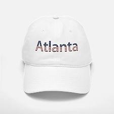 Atlanta Stars and Stripes Baseball Baseball Cap