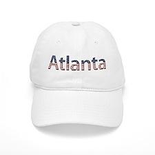 Atlanta Stars and Stripes Baseball Cap