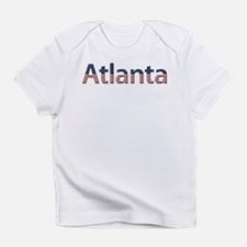 Atlanta Stars and Stripes Infant T-Shirt