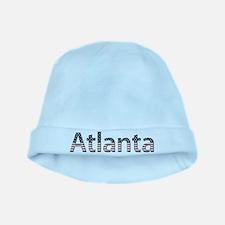 Atlanta Stars and Stripes baby hat