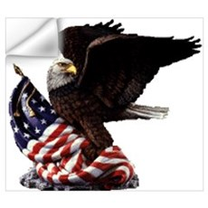 Eagle's America Wall Decal