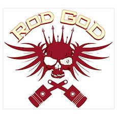 Rod God Poster