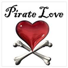 Pirate Love2 Poster