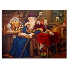 Weefolk magic Poster
