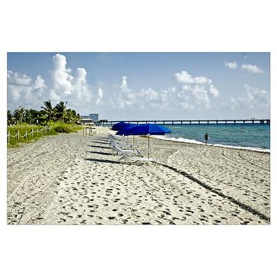 Dania Beach Florida Poster