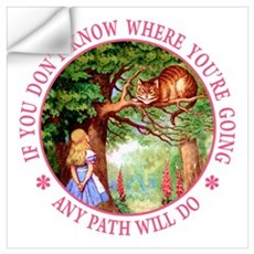 AMY PATH WILL DO Wall Decal
