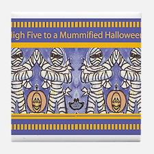 Unique Cat cloth Tile Coaster
