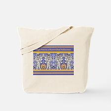 Cute Halloween cloth Tote Bag