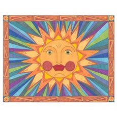 El Sol Poster