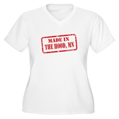 MADE IN THE HOOD, MN T-Shirt