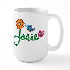 Josie Flowers Mug