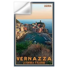 Vernazza Wall Decal