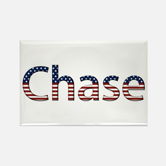 Chase Stars and Stripes Rectangle Magnet