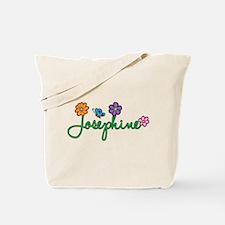 Josephine Flowers Tote Bag
