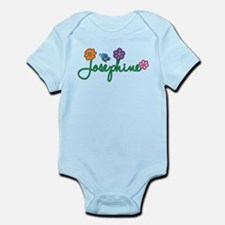 Josephine Flowers Infant Bodysuit