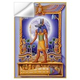 Anubis Wall Decals