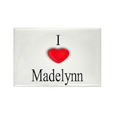 Madelynn Rectangle Magnet