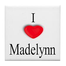 Madelynn Tile Coaster