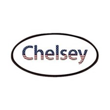 Chelsey Stars and Stripes Patch