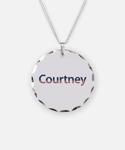 Courtney Stars and Stripes Necklace