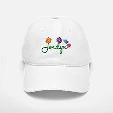 Jordyn Flowers Baseball Baseball Cap
