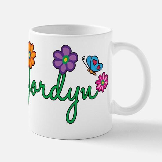 Jordyn Flowers Mug