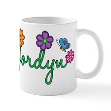 Jordyn Flowers Small Mugs