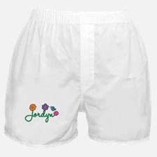 Jordyn Flowers Boxer Shorts