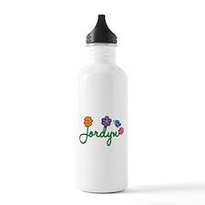 Jordyn Flowers Water Bottle