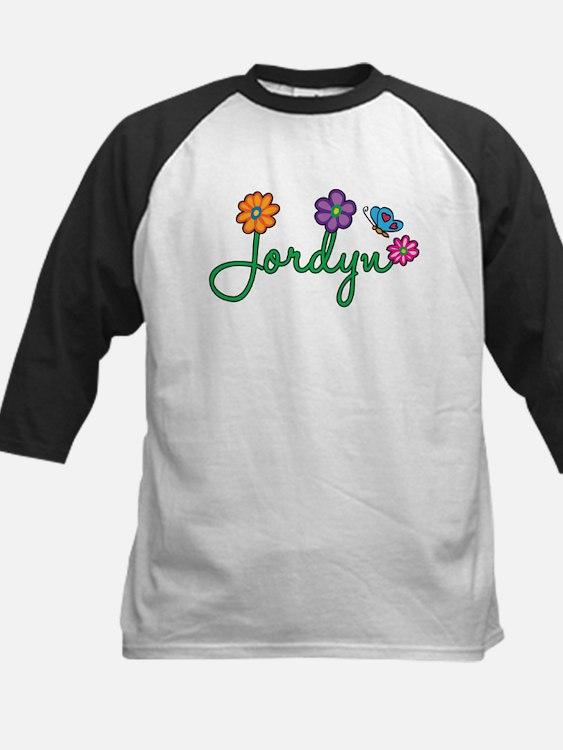 Jordyn Flowers Tee