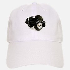 BLACK BEAUTY - MONSTER TRUCK Baseball Baseball Cap