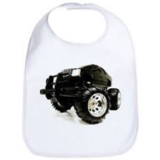 BLACK BEAUTY - MONSTER TRUCK Bib