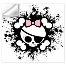 Molly Splat Wall Decal