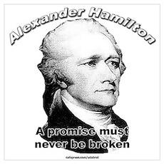 Alexander Hamilton 01 Poster