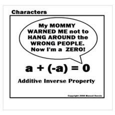 CHARACTERS - MOMMY WARNED ME Poster