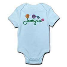 Jocelynn Flowers Infant Bodysuit