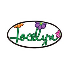 Jocelyn Flowers Patches