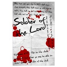 Soldier of the Lord Poster