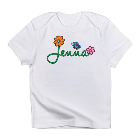 Jenna Flowers Infant T-Shirt