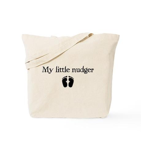 little nudger Tote Bag
