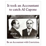 Accountant Posters