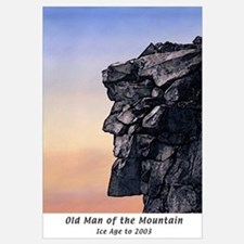 Old Man of the Mountain Dusk