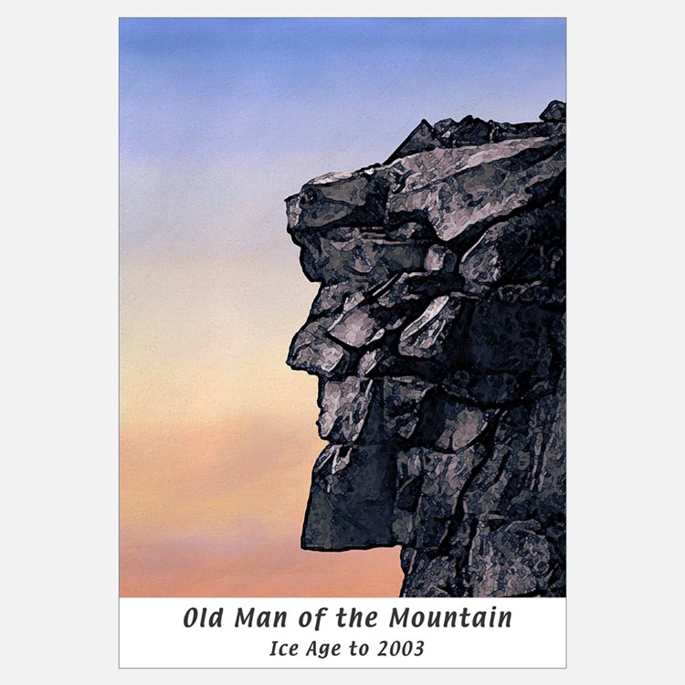 The Old Man On The Mountain 95